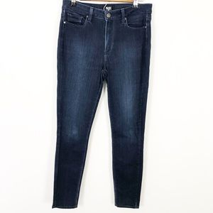PAIGE Hoxton Ultra Skinny Jeans high rise